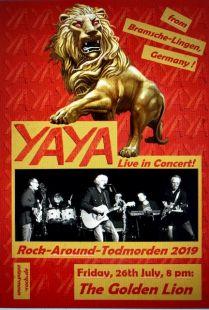 Poster Golden Lion