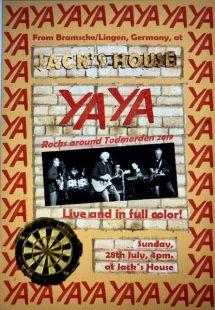 Poster Jacks House